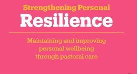 Resilience is about building a personal capability that helps us manage the excessive demands